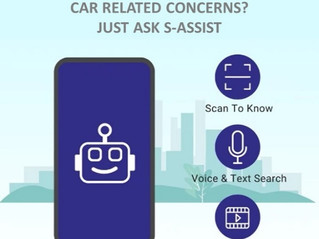 Maruti Suzuki unveils S-Assist which is an AI-based virtual car assistant for NEXA models