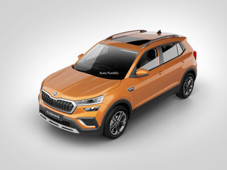 Skoda Kushaq garners over 2,000 bookings in a week of its launch!