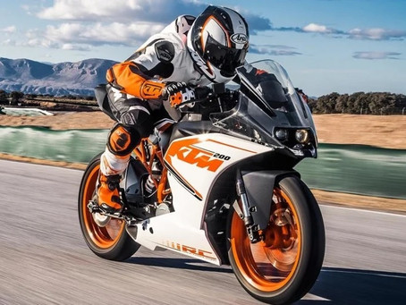 KTM extends service and warranty period of all the products