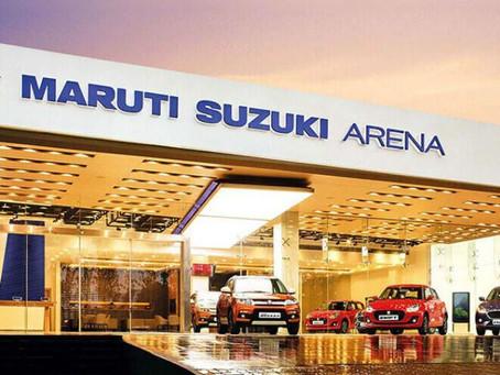 Show-cause notice to Maruti Suzuki for allegedly evading around Rs 71-crore duty!