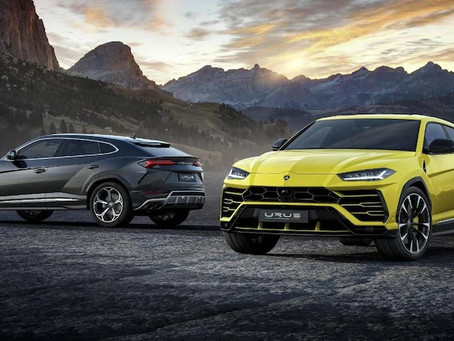 100 Sold Units of the Urus in India Explain How Much Indians Love It!