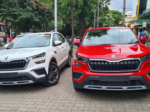 Škoda India  July 2021 sales shoot up 234% YoY backed by the successful launch of Kushaq!