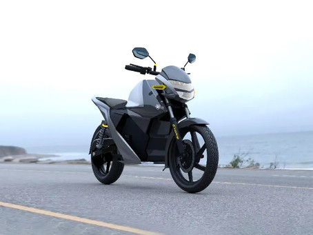 Earth Energy Latest Two-wheeled EVs are Here!
