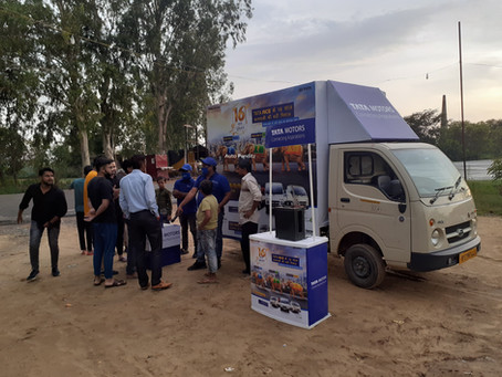 Tata Ace SCV crosses 16 years in the Indian market and over 23 Lakh units sold to date!