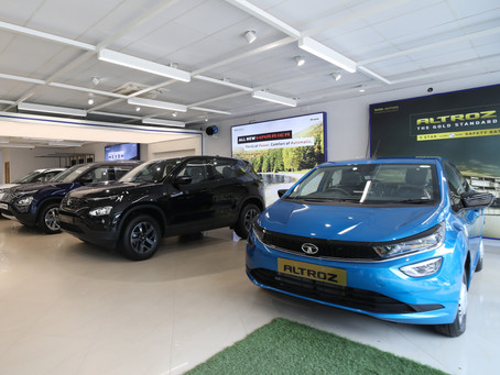 Tata Motors PV business posted nearly a decade-high quarterly sales of 83,933 units!