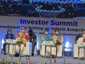 Tata Motors to set up a vehicle scrapping facility in Ahmedabad!