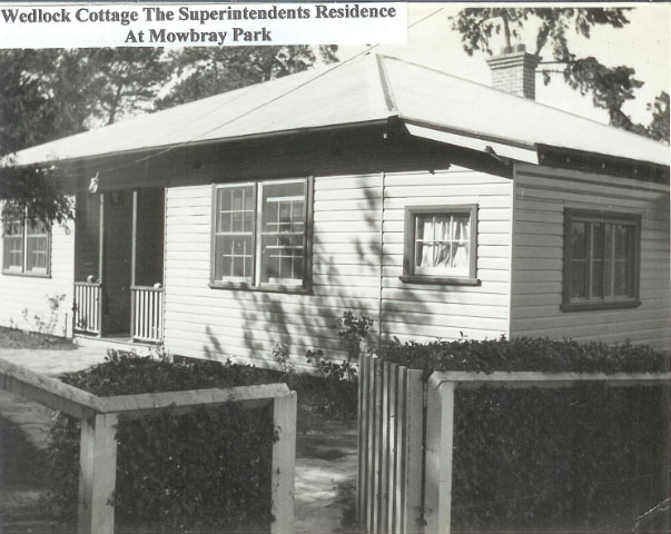 The Chaffeurs Cottage