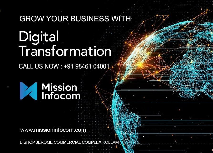 Digital Transformation in Kerala. Digital Marketing in India.
