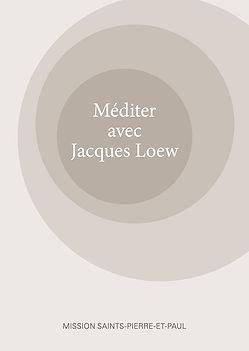 MéditerAvecJacquesLoew-MissionSaintsPie