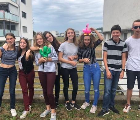Octobre 2018 - Domdidier 2: Les Mouettes & Les Goélands