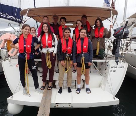 Octobre 2019 - Pérolles 1: La Marine TEAM