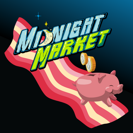 HOW TO DO MIDNIGHT MARKET WITH $35