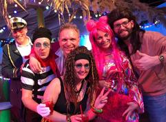 """Karneval bei den """"Gerstenbärtern"""" in Kirchworbis"""