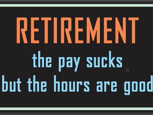5 Reasons Your Retirement is Going to Suck