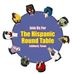 The Hispanic Round Table Logo