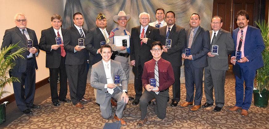 2017 Adelante Award Recipients Including Lifetime Achievement and Soaring Eagle Recipients