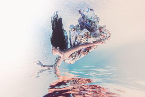 Séance Underwater   Drôme   Christelle Beaude Photographie