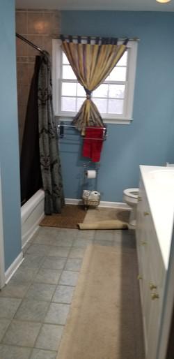 Project 1: Bathroom