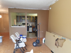 Project 5: First Floor-Dining Area