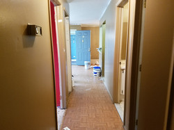 Project 5: First Floor-Hallway