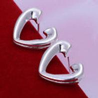 Engaging Heart Earring