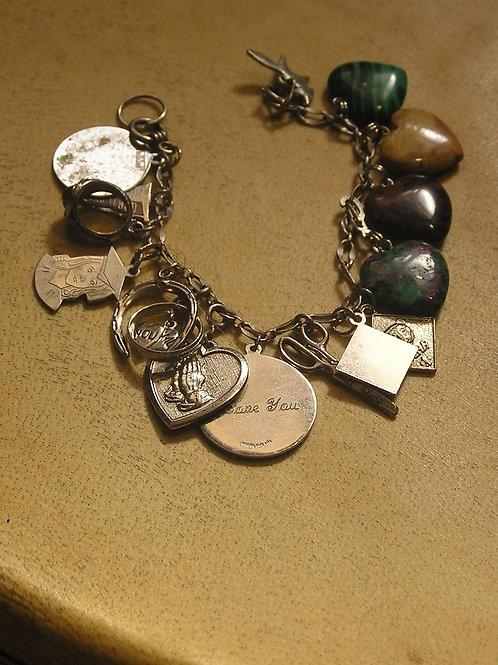 Foxxy's Charm Bracelet