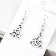 Triskle Earrings