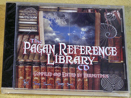 The Pagan Reference Library CD