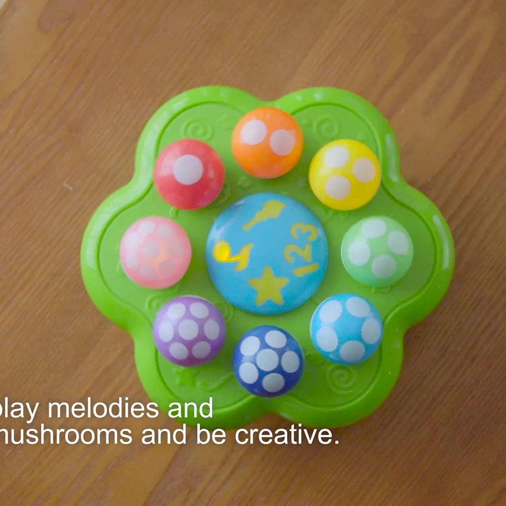 Mushroom Garden   BEST LEARNING