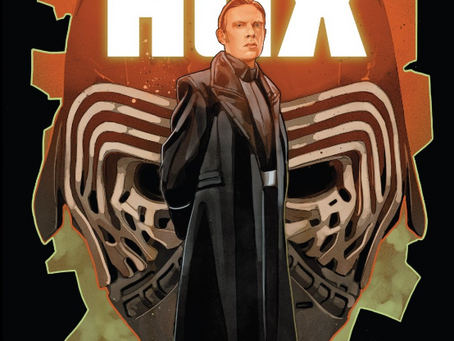 """REVIEW: """"Age of Resistance: General Hux: Marooned"""" written by Tom Taylor"""