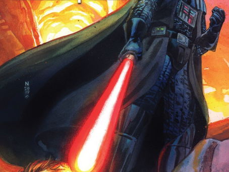 """REVIEW: Target Vader #5: """"The Past"""" by Robbie Thompson"""