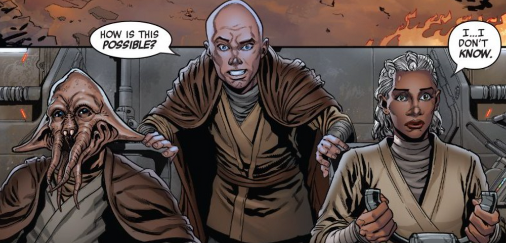 REVIEW: The Rise of Kylo Ren #1, written by Charles Soule