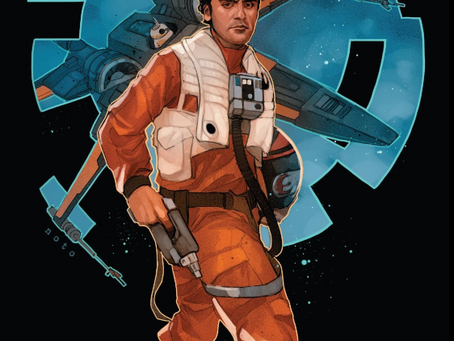 """REVIEW: """"Age of Resistance: Poe Dameron: Fight or Flight"""" written by Tom Taylor"""