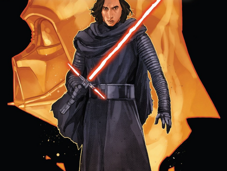 """REVIEW: Age of Resistance: Kylo Ren: """"Out of the Shadow"""" written by Tom Taylor"""