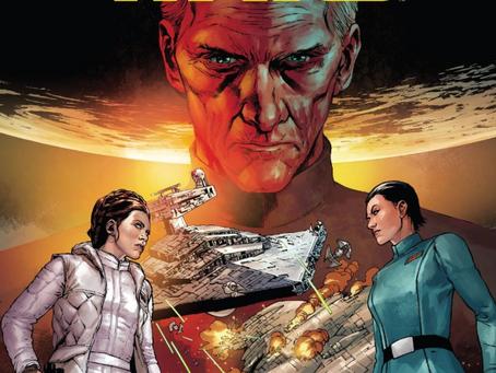 "SPOILER REVIEW - ""Star Wars #7: The Will of Tarkin, Part 1: Predators"" by Charles Soule"