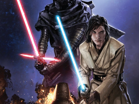 REVIEW: The Rise of Kylo Ren #3, written by Charles Soule