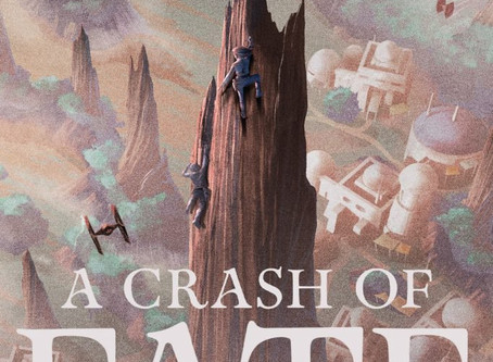 REVIEW: A Crash of Fate by Zoraida Cordova