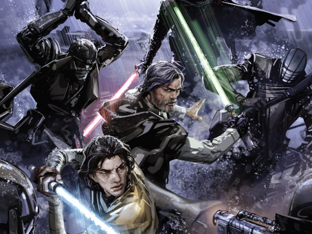 REVIEW: The Rise of Kylo Ren #2, written by Charles Soule