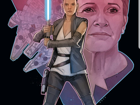 """REVIEW: """"Age of Resistance: Rey: Alone"""" written by Tom Taylor"""