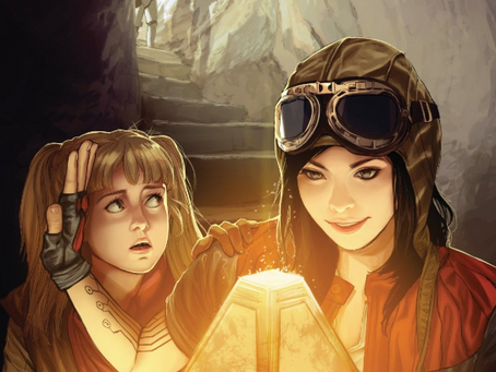 REVIEW: Dr. Aphra #38: A Rogue's End, Part II by Simon Spurrier