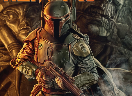 """SPOILER REVIEW: """"Bounty Hunters #5: The Galaxy's Deadliest, Part V"""" by Ethan Sacks"""