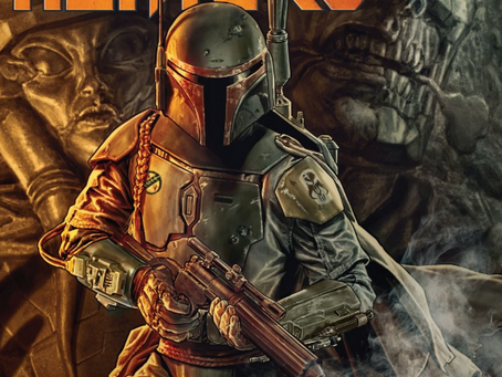 "SPOILER REVIEW: ""Bounty Hunters #5: The Galaxy's Deadliest, Part V"" by Ethan Sacks"
