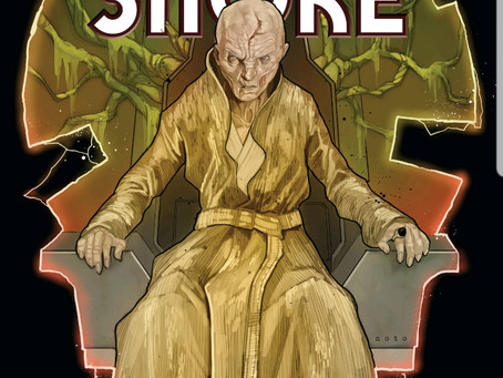 """REVIEW: """"Age of Resistance: Supreme Leader Snoke: Fail. Or Kill It."""" written by Tom Taylor"""