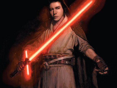 SPOILER REVIEW: The Rise of Kylo Ren #4 written by Charles Soule