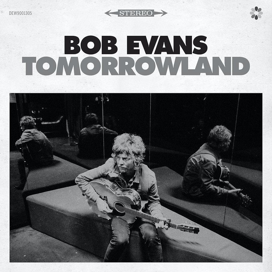 Bob Evans Tomorrowland album art.jpg