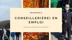 Recherché.e : Conseiller(ère) en emploi