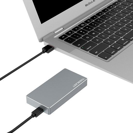 2 in 1 Thunderbolt 3 & USB3.2 SSD Enclosure