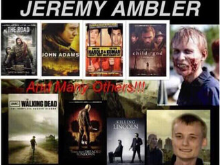 Welcome Celebrity Guest - Jeremy Ambler