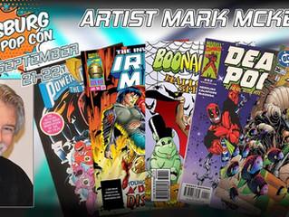 Welcome Artist - Mark McKenna