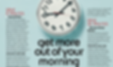 Get More Out of Your Morning_WW